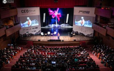 Evento Amcham CEO Fórum